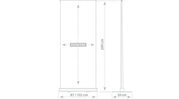 ERB - tech. drawing - dimensions
