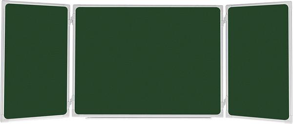 Tablica rozkładana kredowa magnetyczna