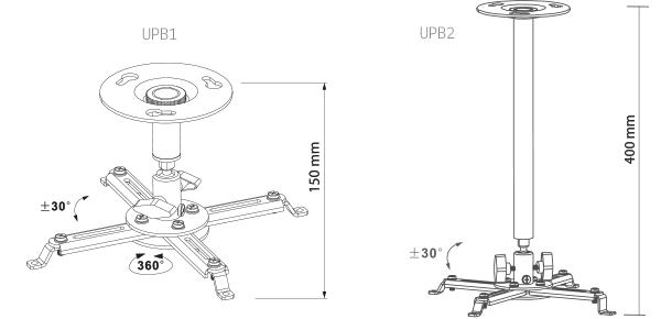 UPB - rys. techn. - wymiary