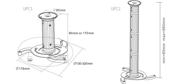 UPC - rys. techn. - wymiary