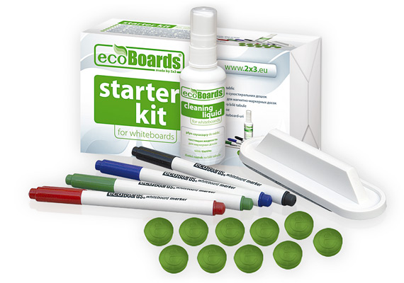 Zestaw akcesoriów ecoBoards