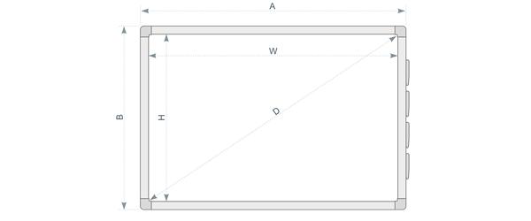 TIWEMT - techn. drawing - dimensions