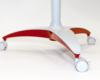 Podstawa jezdna flipchartów mobilnych Red Series - Mobilechart Red