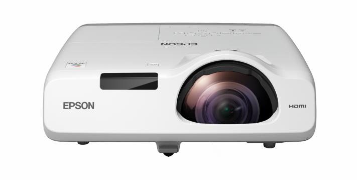 podłącz projektor epson do komputera Mac